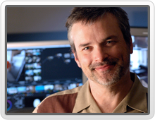 Greg Huson: Editor / Colorist / Chief