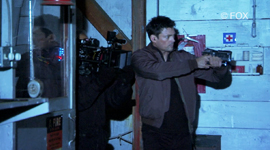 Almost Human 113 Behind The Scenes